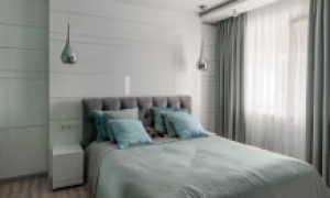 Простой интерьер спальни: выбор цвета и правила оформления (+40 фото)