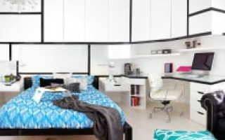 Дизайн спальни для девушки: фото, особенности оформления