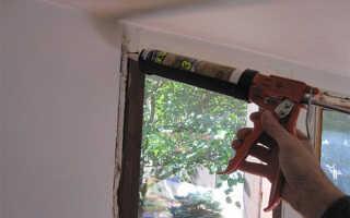 Герметик для пластиковых окон белый какой лучше. Герметик для пластиковых окон, какие функции выполняет, виды, использование