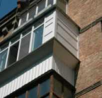 Балкон с выносом. как сделать балкон с выносом?