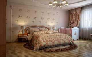 Дизайн спальни с детской кроваткой: дизайнерские рекомендации (+38 фото)
