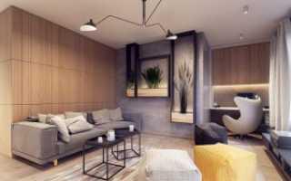 Дизайн квартиры 50 кв м: оформление и ремонт (44 фото)