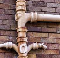 Замена стояка канализации — Все о септиках