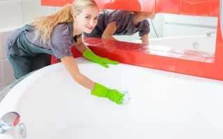 Реставрация ванны в домашних и производственных условиях