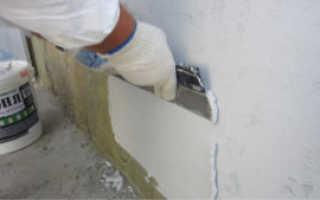 Как выровнять стены своими руками: под обои, под покраску, под плитку