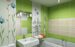 Ремонт ванной комнаты в «хрущевке»