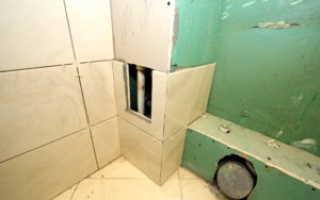 Гипсокартон в ванной комнате: можно ли использовать