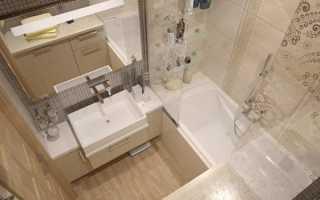 Дизайн маленькой ванной – как избежать ошибок в интерьере?