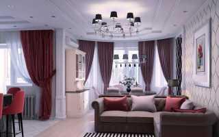 Оформляем дизайн хрущевки (2 комнаты): нюансы и советы