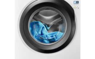 Стиральная машина Electrolux: обзор лучших моделей
