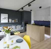 Квартиры в стиле минимализм