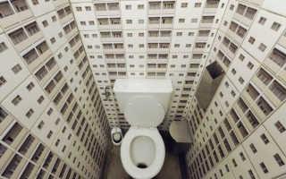 Ремонт туалета в панельном доме: фотографии примера дизайна интерьера
