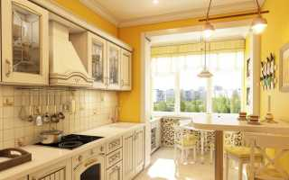 Дизайн кухни 9 кв м: практические советы по выбору стиля