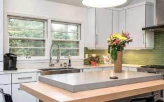 Дизайн кухни 12 кв м — выбор формы и стиля (+43 фото)