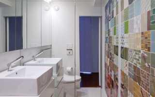 Ремонт ванной комнаты: фото малых размеров помещения