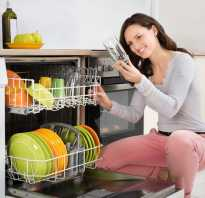 Циклы посудомоечной машины
