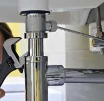 Установка сифона под раковиной своими руками — Всё о сантехнике