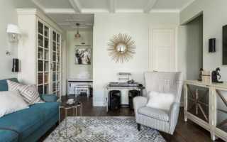 Интерьер гостиной в классическом стиле с современными акцентами (фото)