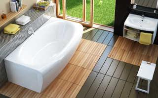 Как выбрать качественную акриловую ванну: советы экспертов