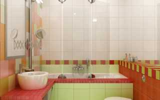 ?дизайн маленькой ванной комнаты: план оформления?(49 фото)