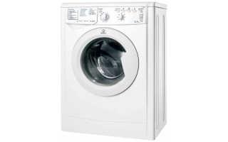 Рейтинг лучших стиральных машин Indesit 2019 года (Топ 7)