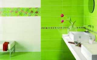 Треснула плитка на стене в ванной — что делать и как поменять