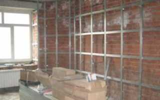 Выравнивание стен гипсокартоном: ровняем с каркасом своими руками или клеим на основу. Пошаговая инструкция, как правильно выровнять стены, используя ГКЛ