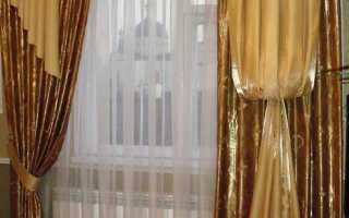 Шторы рукав епископа своими руками: пошив и сборка