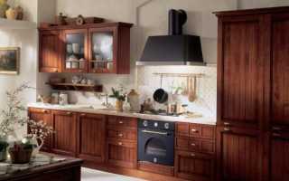 Дизайн кухни в итальянском стиле – творческий подход к обстановке