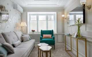 Неповторимый дизайн для гостиной