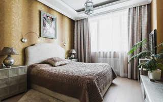 Дизайн спальни классика: достоинства, правила, особенности (40 фото)