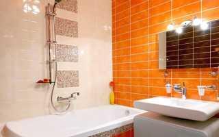 Оформляем дизайн ванной 3 м кв м: цвет, освещение, планировка