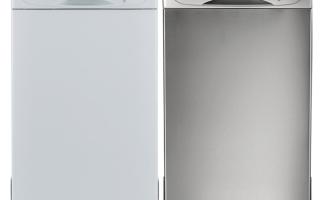 Обзор посудомоечной машины Candy CDCF 6E-07: функции, устройство, мнение покупателей