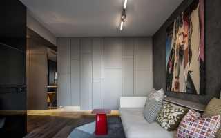 Интерьер спальни гостиной 18 кв м: зонирования, мебель и цвет (+35 фото)
