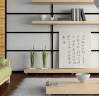 Японские шторы: восточный дух лаконизма