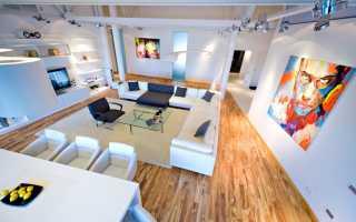 Лофт дизайн –стиль жизни и оригинальный интерьер