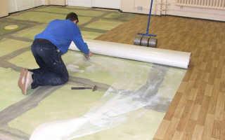 Как разгладить линолеум на полу: как выровнять волны, распрямить и убрать перегибы видео, как исправить в домашних условиях