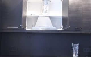 Вытяжка 60 см встроенная в шкаф: плюсы, типы, модели, советы