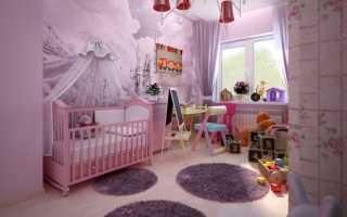 Детские фотообои для стен: советы по оформлению (каталог 51 фото)