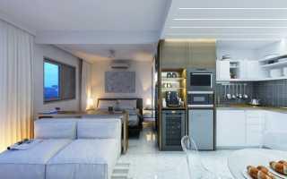 Дизайн квартиры 40 кв м: обзор новых решений (40 фото)
