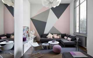 Дизайн гостиной фото 2018 современные идеи обои: в интерьере, модные, стильные, видео