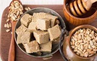 Три рецепта приготовления вкусной халвы в домашних условиях