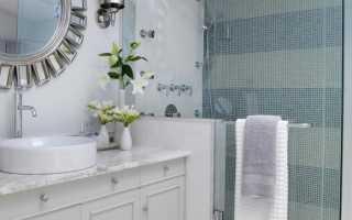 Дизайн ванной комнаты на 4 кв. м – достаточно ли для полного комфорта?