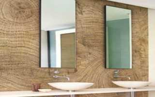 Деревянные обои для стен: выбирайте натуральный интерьер