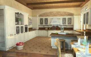 Кухня в частном доме – 100 фото идей модного и современного дизайна