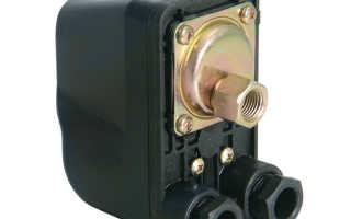Регулировка давления в гидробаке и настройка реле давления насосной станции