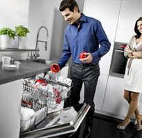 Как выбрать посудомоечную машину встраиваемую