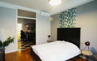 Эклектическая квартира в будапеште