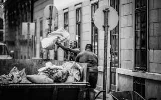 Куда выкидывать строительный мусор — Ремонт квартир