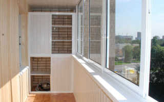 Дизайн балкона из вагонки: выбор материала, обшивка стен и советы по оформлению